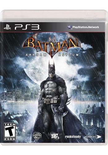 Batman Arkham Asylum: Game of The Year Edition - PS3