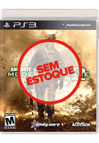 Call of Duty: Modern Warfare 2 - PS3