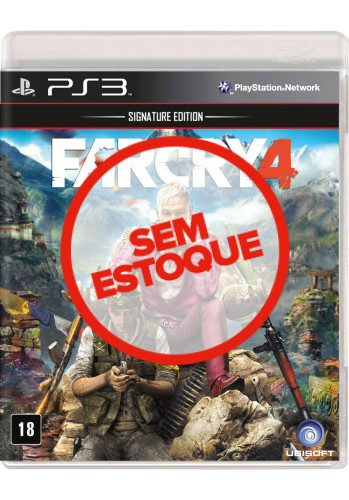 Far Cry 4 (Signature Edition) - PS3