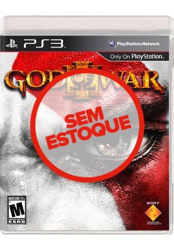 God of War III - PS3