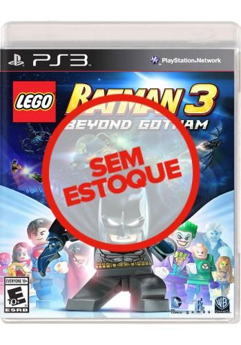 Lego Batman 3 (versão Português) - PS3