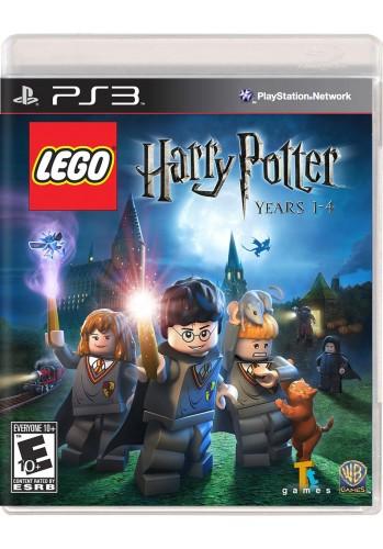 Lego Harry Potter: Years 1-4 - PS3 (USADO)