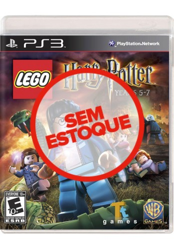 Lego Harry Potter (Years 5-7) - PS3
