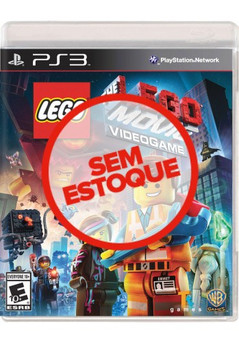 Lego Movie: Videogame - PS3