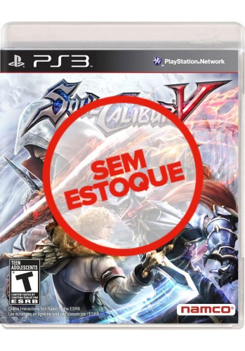 Soul Calibur V - PS3