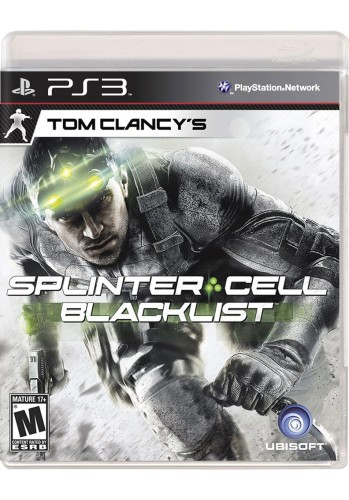 Splinter Cell: Blacklist - PS3