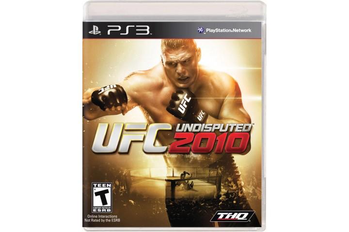 UFC Undisputed 2010 (seminovo) - PS3 | Os melhores jogos de PS4