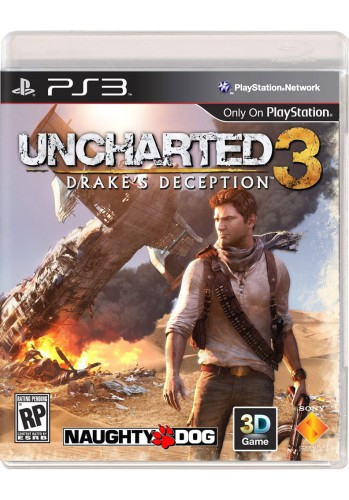Uncharted 3 : Drake`s Deception - PS3