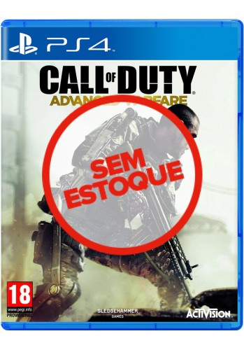 Call of Duty: Advanced Warfare - PS4