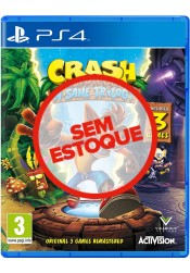 Crash Bandicoot N-Sane Trilogy - PS4