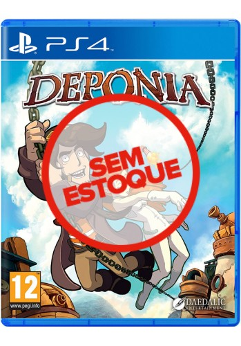 Deponia - PS4