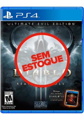 Diablo 3: Ultimate Evil Edition - PS4