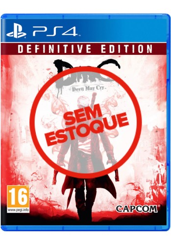 DMC Devil May Cry (Definitive Edition) - PS4