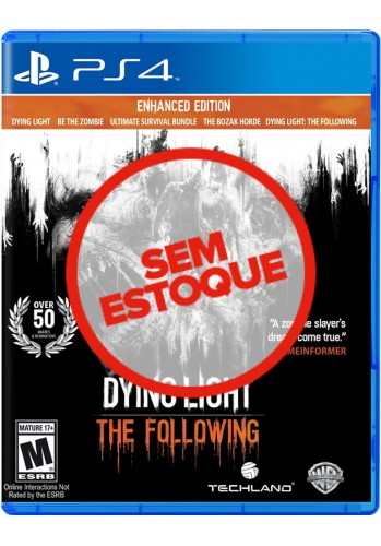 Dying Light - The Following (Enhanced Edition) - PS4