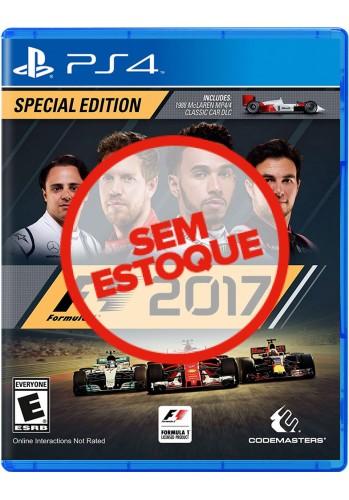 FORMULA 1 2017 - F1 - PS4