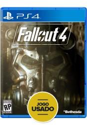 Fallout 4 - PS4 ( Usado )