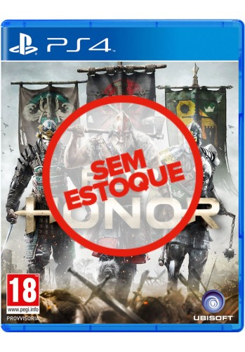 For Honor: Limited Edition - PS4