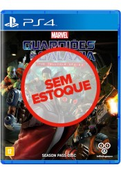 Guardiões da Galáxia (Telltale Series) - PS4
