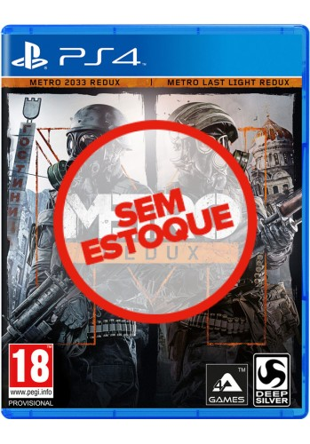 Metro Redux - PS4