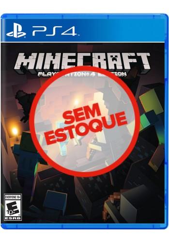Minecraft Playstation 4 Editon - PS4