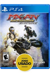 MX vs ATV: Supercross Encore - PS4 (Usado)