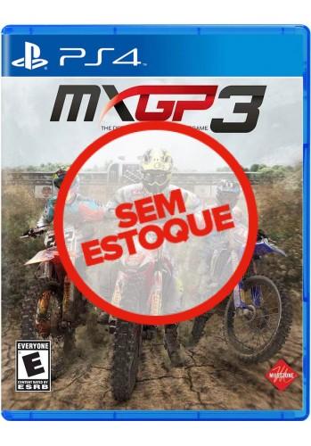 MXGP 3: O jogo oficial de Motocross - PS4