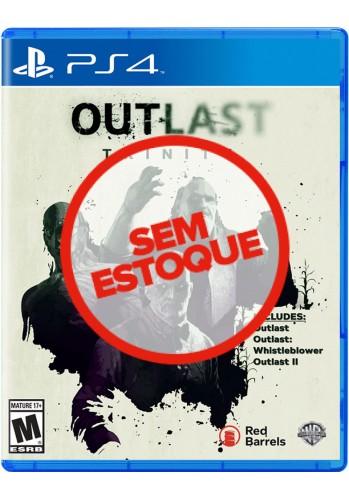 Outlast: Trinity - PS4