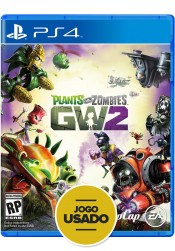 Plants vs Zombies Garden Warfare 2 - PS4 ( Usado )
