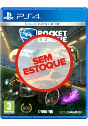 Rocket League - PS4 (USADO)