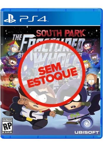 South Park - A Fenda Que Abunda Força - PS4