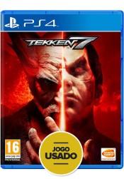 Tekken 7 - PS4 (Usado)