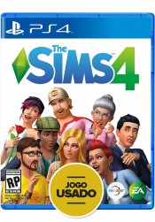 The Sims 4 - PS4 (Usado)
