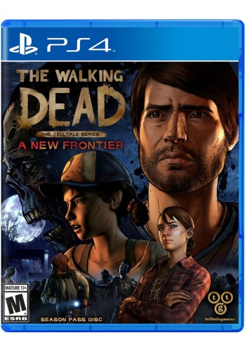 The Walking Dead : A New Frontier - PS4