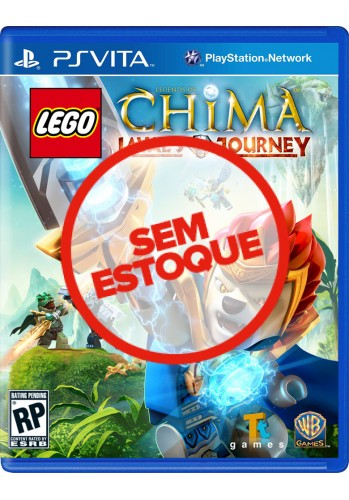 Lego Chima: Laval's Journey - PS VITA