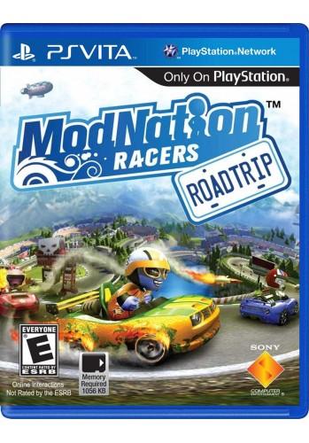 Modnation Racers: Road Trip - PS VITA ( Usado )