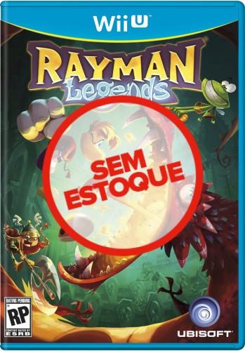 Rayman Legends - WiiU