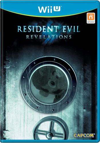 Resident Evil Revelations - WiiU