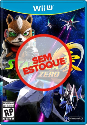 Star Fox Zero - WiiU
