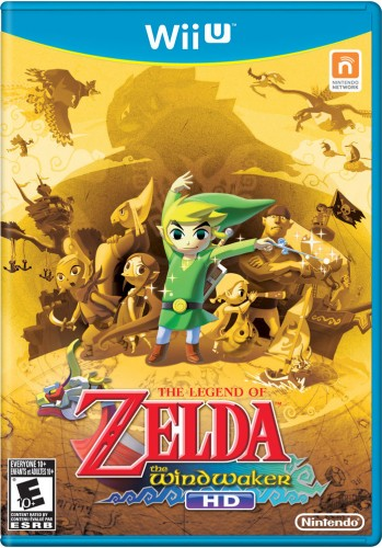 The Legend of Zelda - The Wind Waker - WiiU