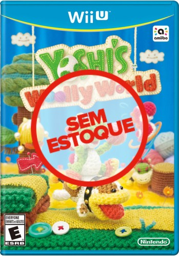 Yoshi's Woolly World - WiiU