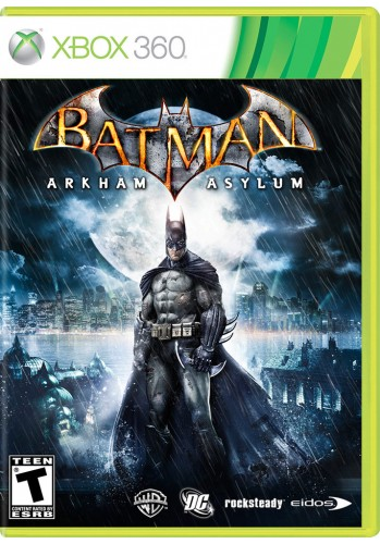 Batman: Arkham Asylum (GOTY) - Xbox 360