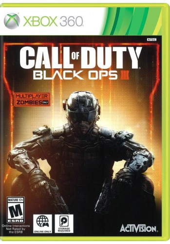 Call of Duty: Black Ops 3 - Xbox 360