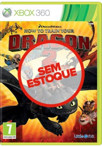 Como Treinar o Seu Dragão 2 - Xbox 360