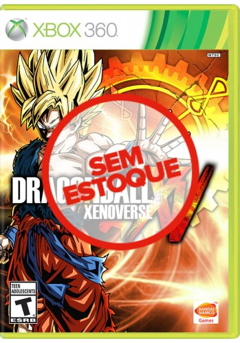 Dragon Ball Xenoverse - Xbox 360