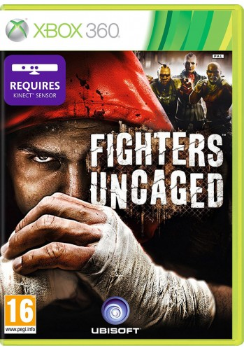 Fighters Uncaged - Xbox 360 (Usado)