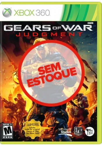 Gears of War: Judgment - Xbox 360