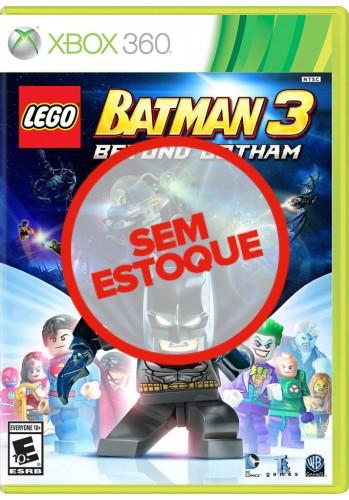 Lego Batman 3 - Xbox 360