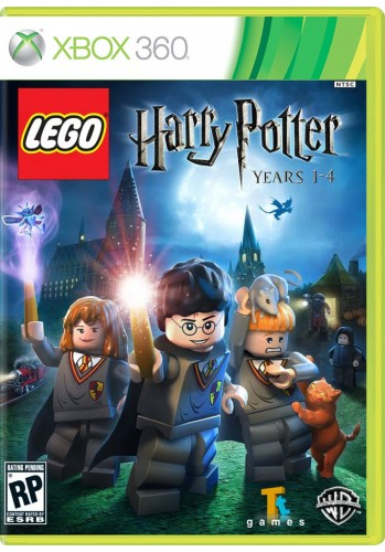 Lego Harry Potter: Years 1-4 - Xbox 360 (Usado)