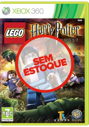 Lego Harry Potter 5-7 - Xbox 360