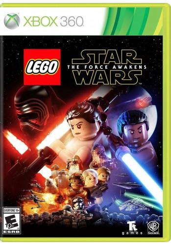 Lego Star Wars: O Despertar da Força - Xbox 360 (Usado)